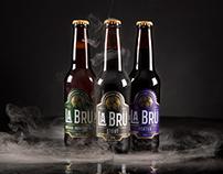 La Brü — Branding