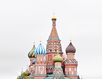 Moscow Photo Itinerary