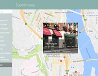 Neighbourhood Search App
