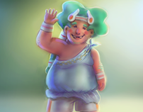 Semreh - god of slowness
