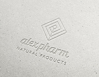 PHARMACY & NATURAL PRODUCTS BRANDING