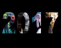 Artists Captured During 2017