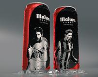 Mahou LFP beer