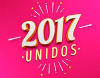 Logo campaña Marca Caracol 2017