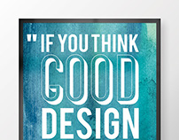 If you think good design is expensive....