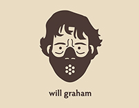 Hannibal - Will Graham, Muzzled