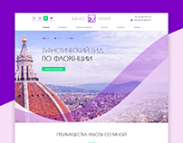 Tourist guide of Florence - Website
