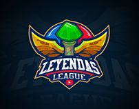 LEYENDAS League Logo.