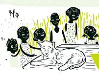 VIDA SIMPLES // O que eu aprendi com os leões