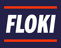 Floki commercial typefamily