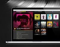Radio Shock | Website Design