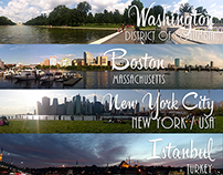 Most Popular Cities in the World
