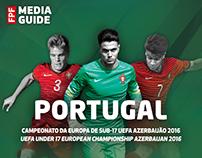 Media Guide Sub-17 // Under-17 EURO UEFA Azerbaijan