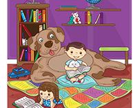 Artes para portadas libros infantiles