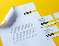 DEZEGA / Corporate Identity