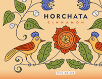 Horchata Packaging