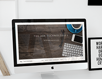 The Ark Site Revamped www.thearktechnologies.com
