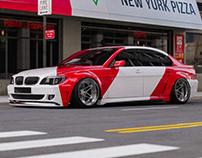 BMW 7 Series Widebody kit