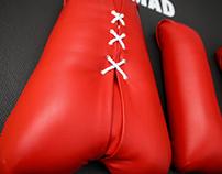 Muhammad Ali office installation