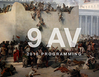 9th of Av Program