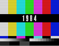 1984: A Title Sequence