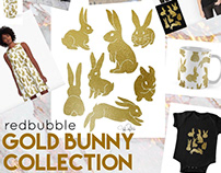 Gold Bunny Collection