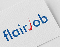 Flair Job Brand Design