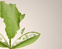Sustainable development poster design