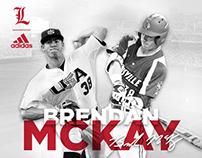 Brendan McKay Honors