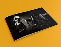 Brochure - Print & Web   MOUL