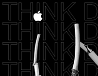 Apple changes reality (poster)
