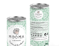 Mooma. PACKAGING CANETTES