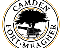 Camden Fort Meagher - Logo Redesign