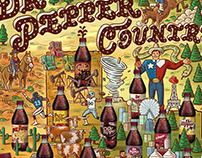 Dr Pepper Country | Dr Pepper
