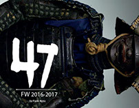47 DENIM-  FW Menswear 2015-2016