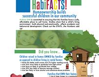 Habifacts Flyer