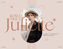 Juliette typeface