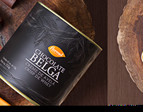 Chocolate Belga Flormel