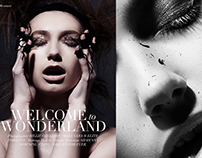 Welcome to Wonderland for Mod Magazine