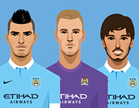 Manchester City fc Chinese New Year message