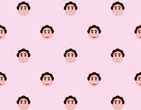 Steven Universe Pattern