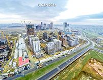 Evvel İstanbul Havadan Şantiye Fotoğraf Çekimi 8