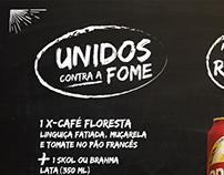 Impressos de Promoção do Café Floresta