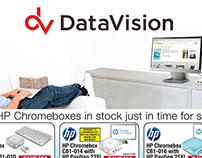 Datavision Catalog 10/2014