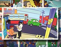 Alcino, Negão Motora - Video Promocional do livro.