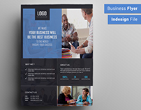Corporate Business Flyer Download