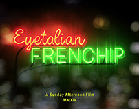 CJ Fly Eyetalian Frenchip