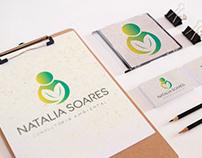 Identidade Visual - Natalia Soares