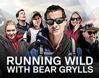 Running Wild With Bear Grylls