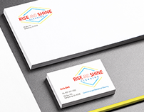 Logo || Rise and Shine Cleaning